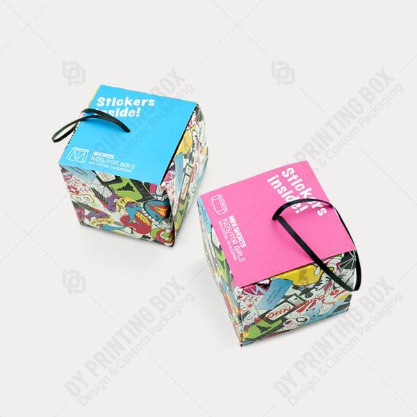 Carton Double Wall-Full Colour Print Box