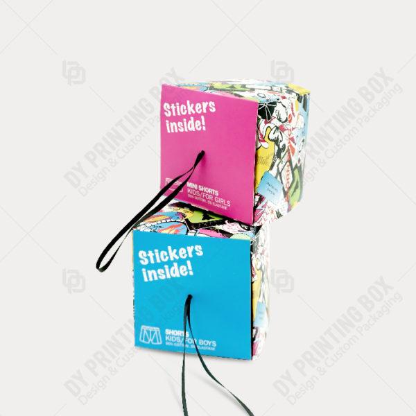 Carton Double Wall-Full Colour Print Box-Front