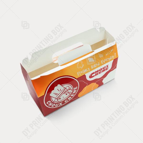 Carton Gable Box-Open View