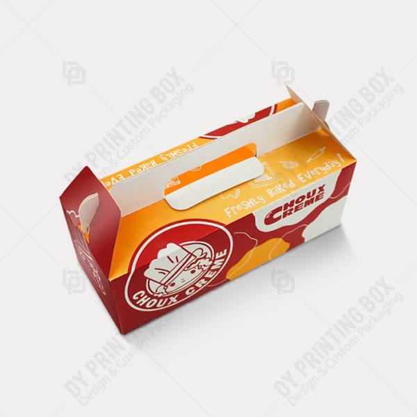 Carton Gable Box-Top View