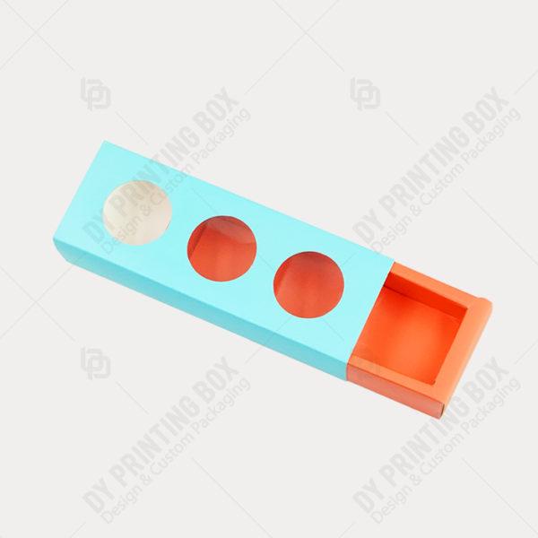 Carton Sleeve & Tray Box-Open View