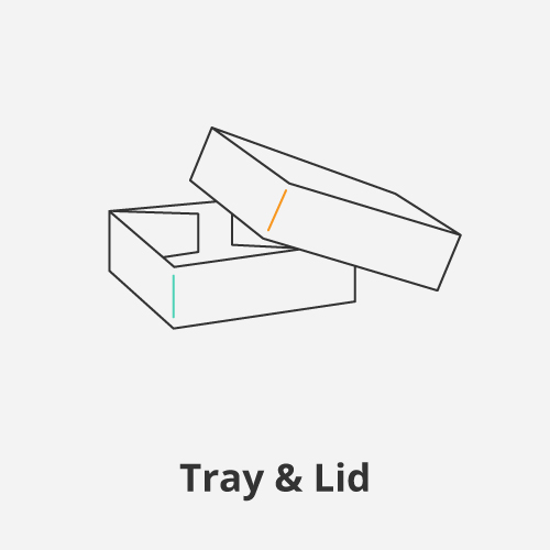 Tray & Lid