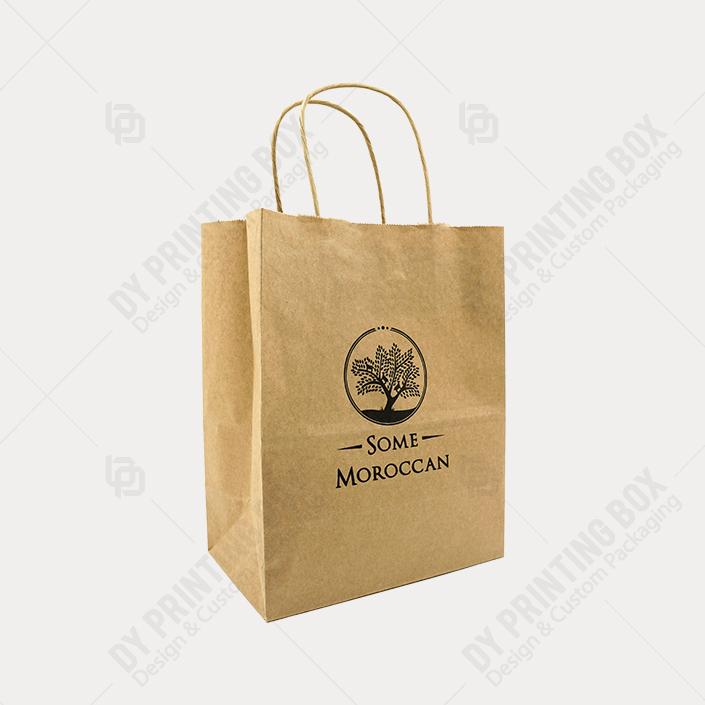 Premade Paper Bag Dy Printing Box