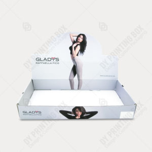 Full-Colour Printed Corrugated Display Box