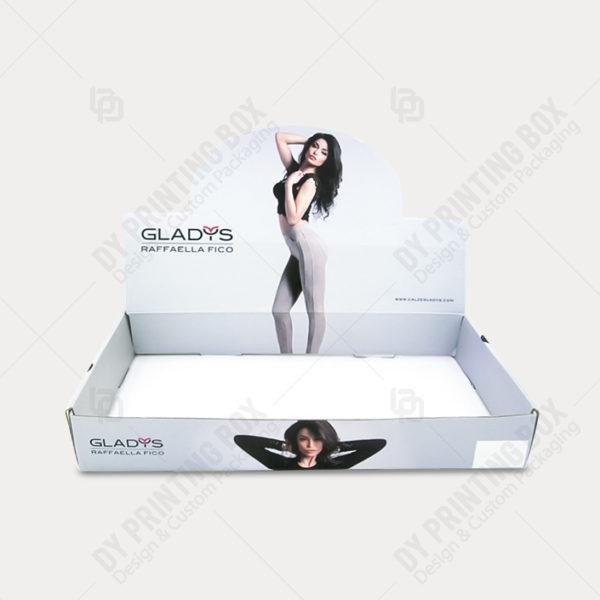 Full-Colour Printed Corrugated Display Box