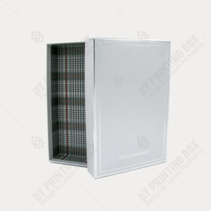 Special Paper Rigid Box with Hot Foil