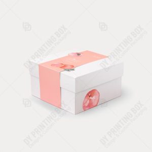 Lid & Tray Rigid Box with Sleeve