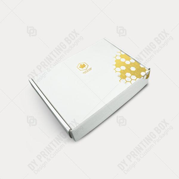 Custom Printed 2 Sided Corrugated Box -DY Printing Box