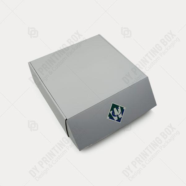 Printed Gray Corrugated Box-dyprintingbox