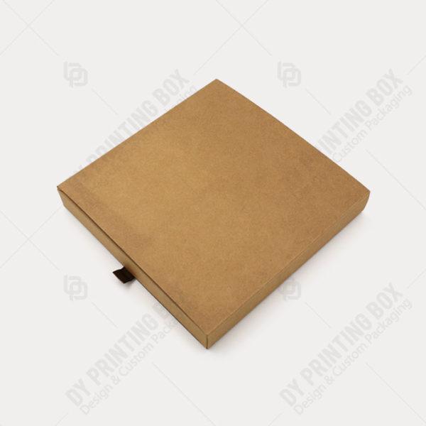Kraft Paper Tray & Sleeve Box
