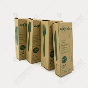 Recyclable Kraft Paper Box-Group