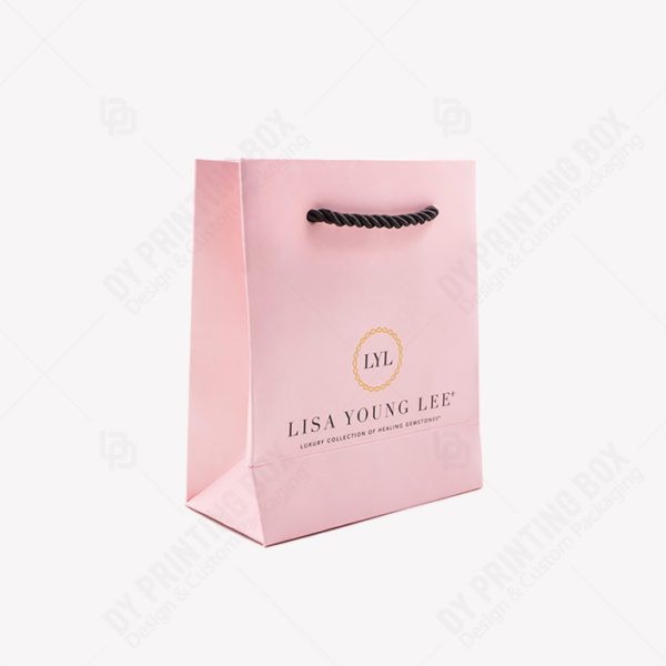 Matte Laminated Shopping Bag