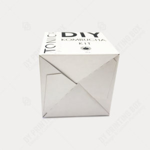 DY Printing Box Auto lock bottom